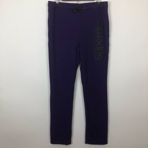 Superdry Japnesse Screen Graphic Sweatpants Large